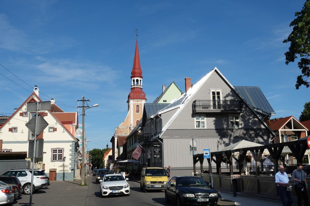 Altstadt von Pärnu
