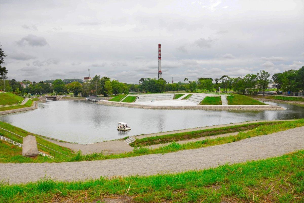 Der Jonas Hügel (ehemalige Befestigung)