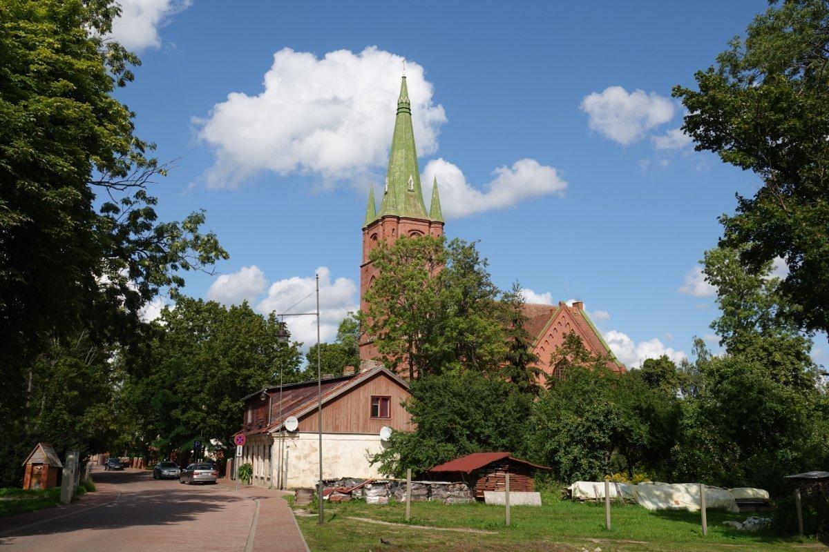 Ev. Kirche St. Anna
