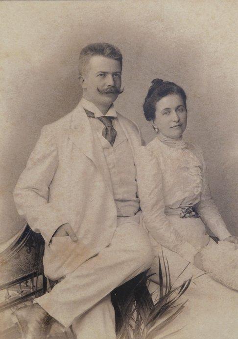 Graf und Gräfin Tyszkiewicz