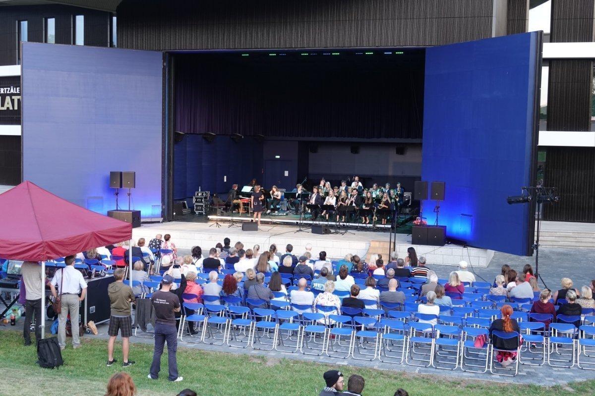 Konzert im Park