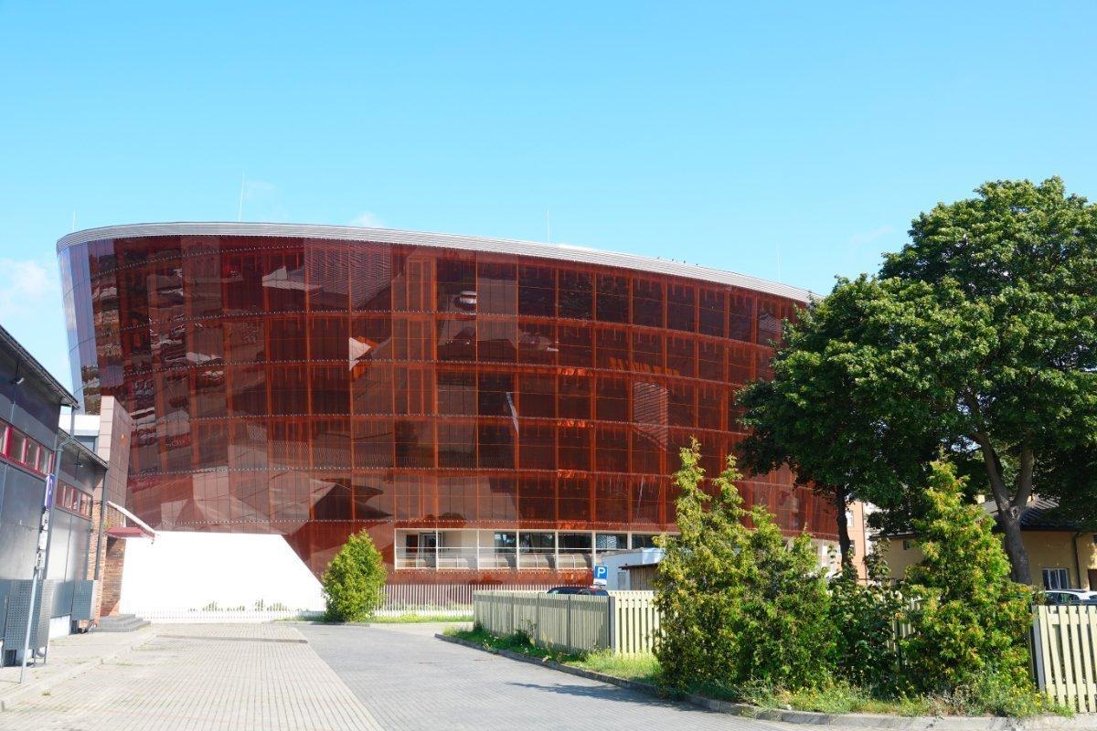"""Das Konzerthaus """"Großer Bernstein"""""""