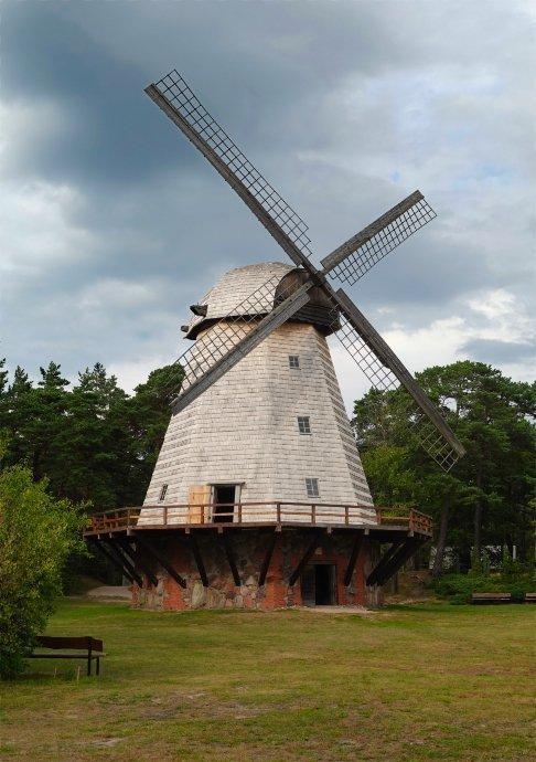 Mühle im Heimatmuseum