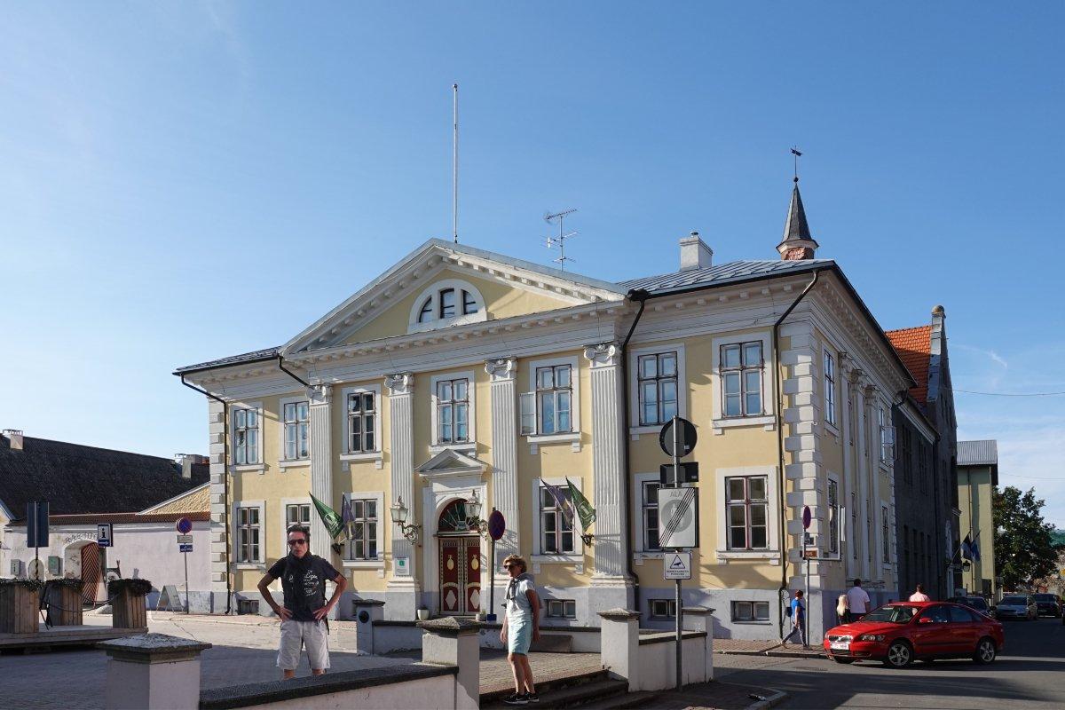 Pärnu Rathaus
