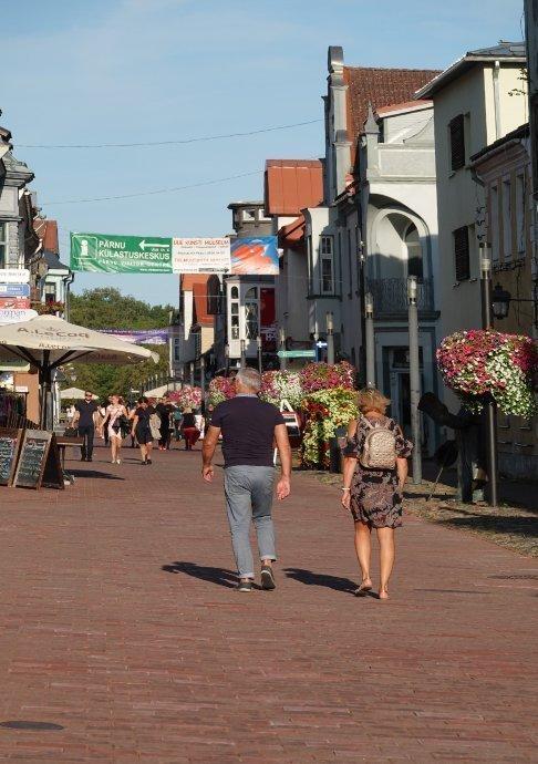 Quirlige Altstadt