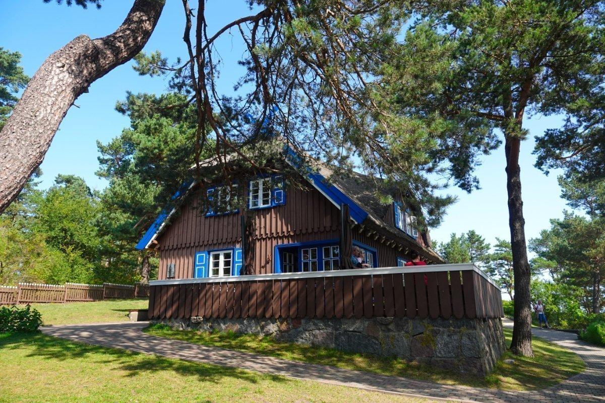 Das Thomas-Mann-Ferienhaus