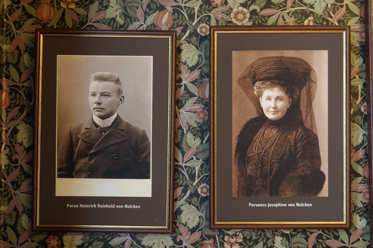 Die Adelsfamilie von Nolcken