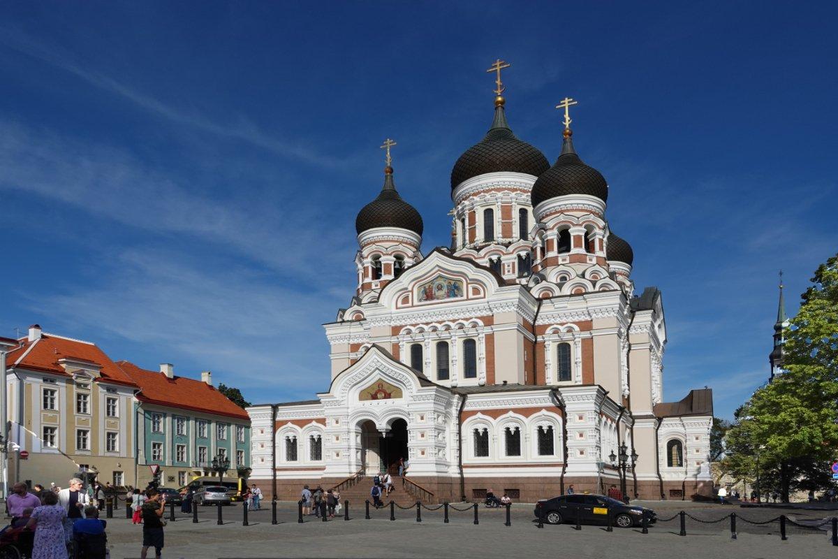Sankt Nikolai Kathedrale