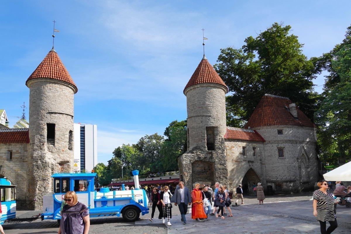Die Tore zur Altstadt