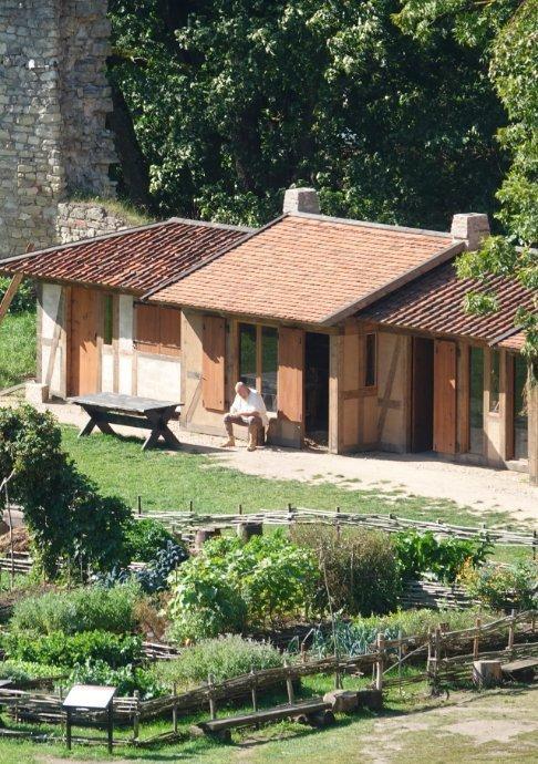 Handwerkerhütten