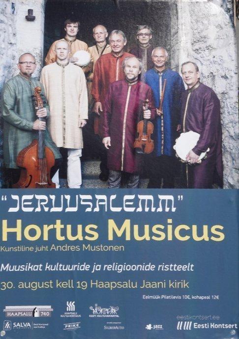 Hortus Musicus Ensemble