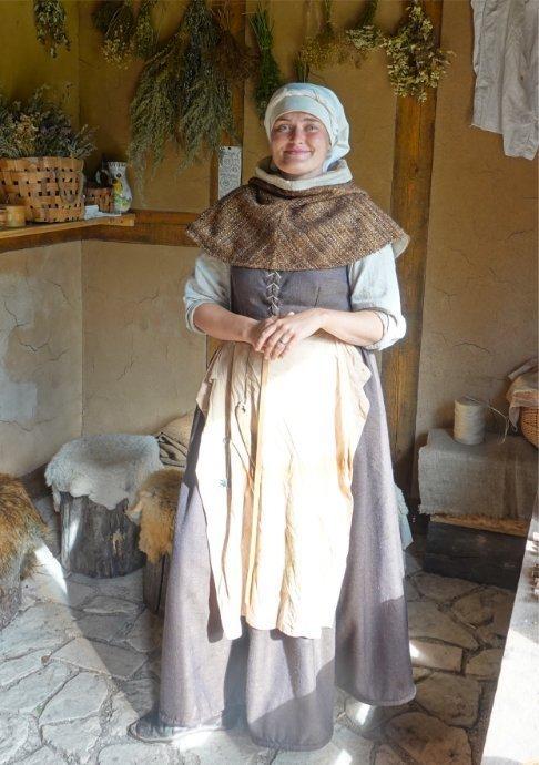 Ilse, die Gärtnerin