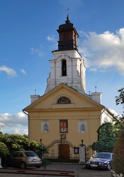 Kirche des heiligen Bartholomäus
