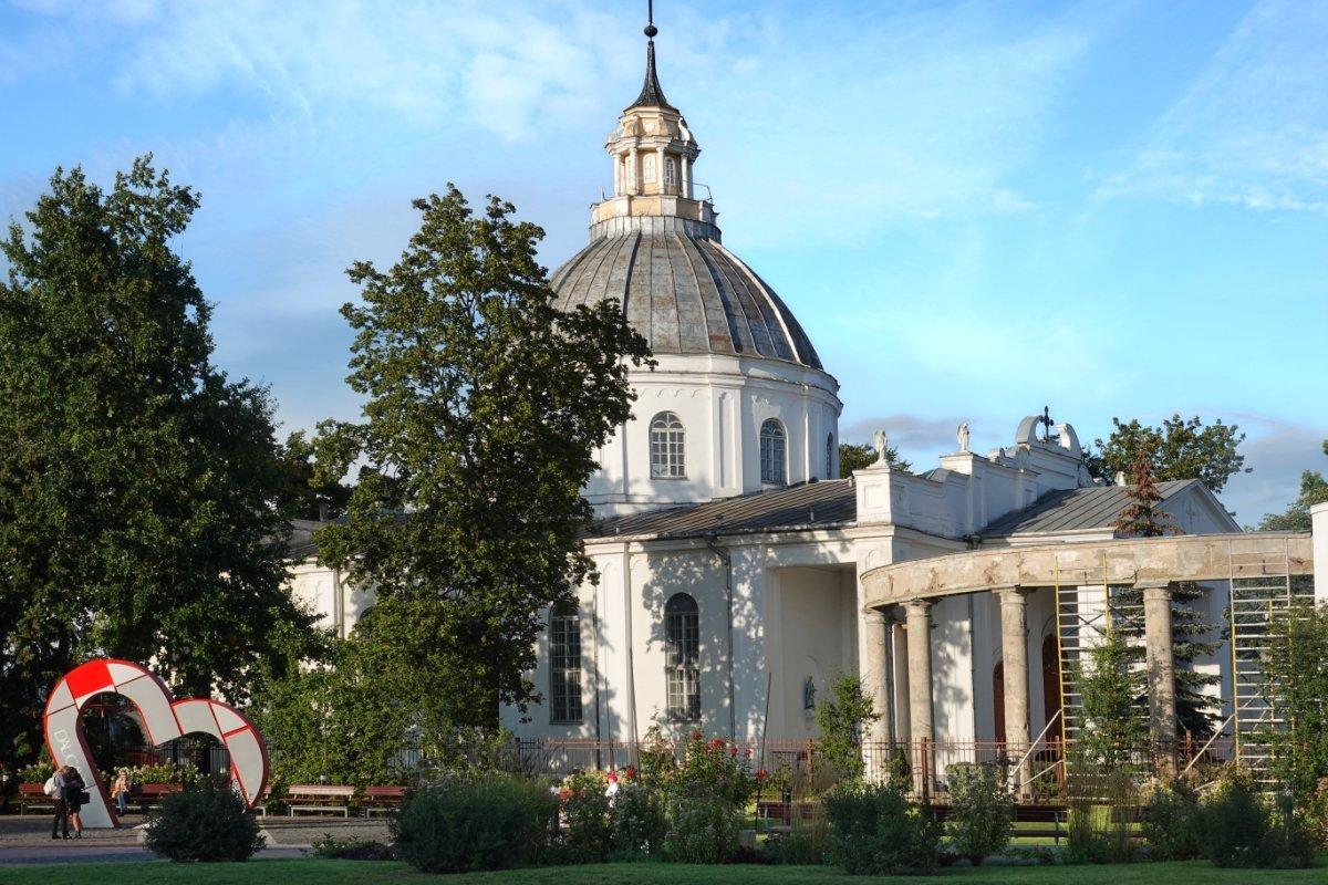 Kirche des Heiligen Petrus in Daugavpils