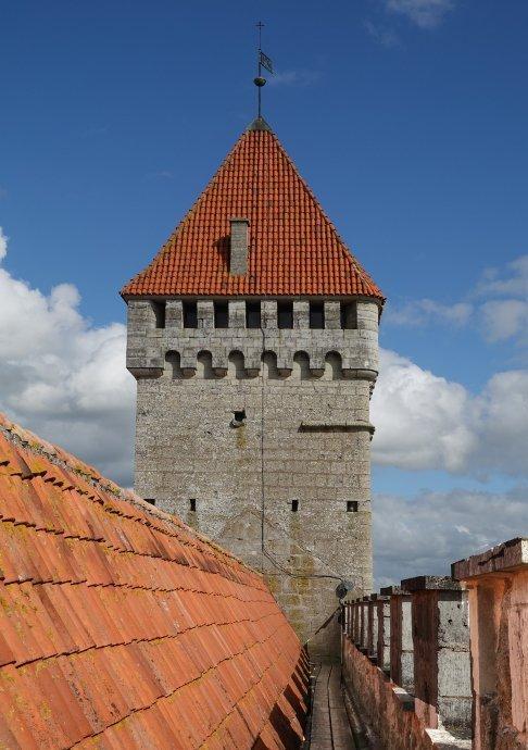 Nordöstlicher Wehrturm