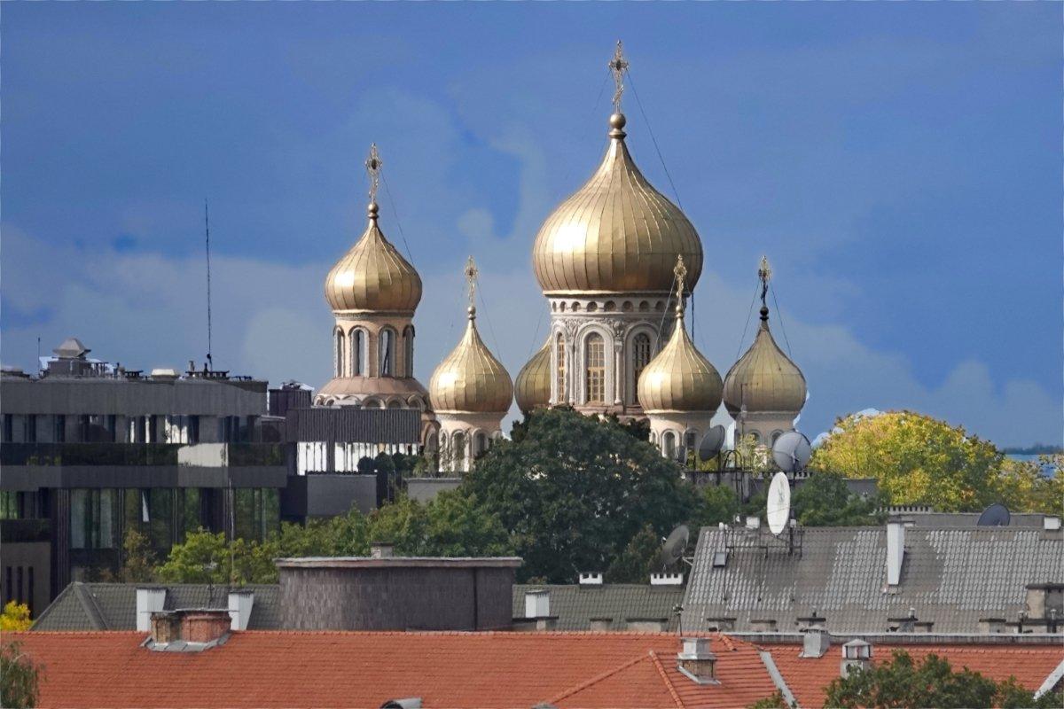 Orthodoxe Kirche St. Michael und St. Konstantin