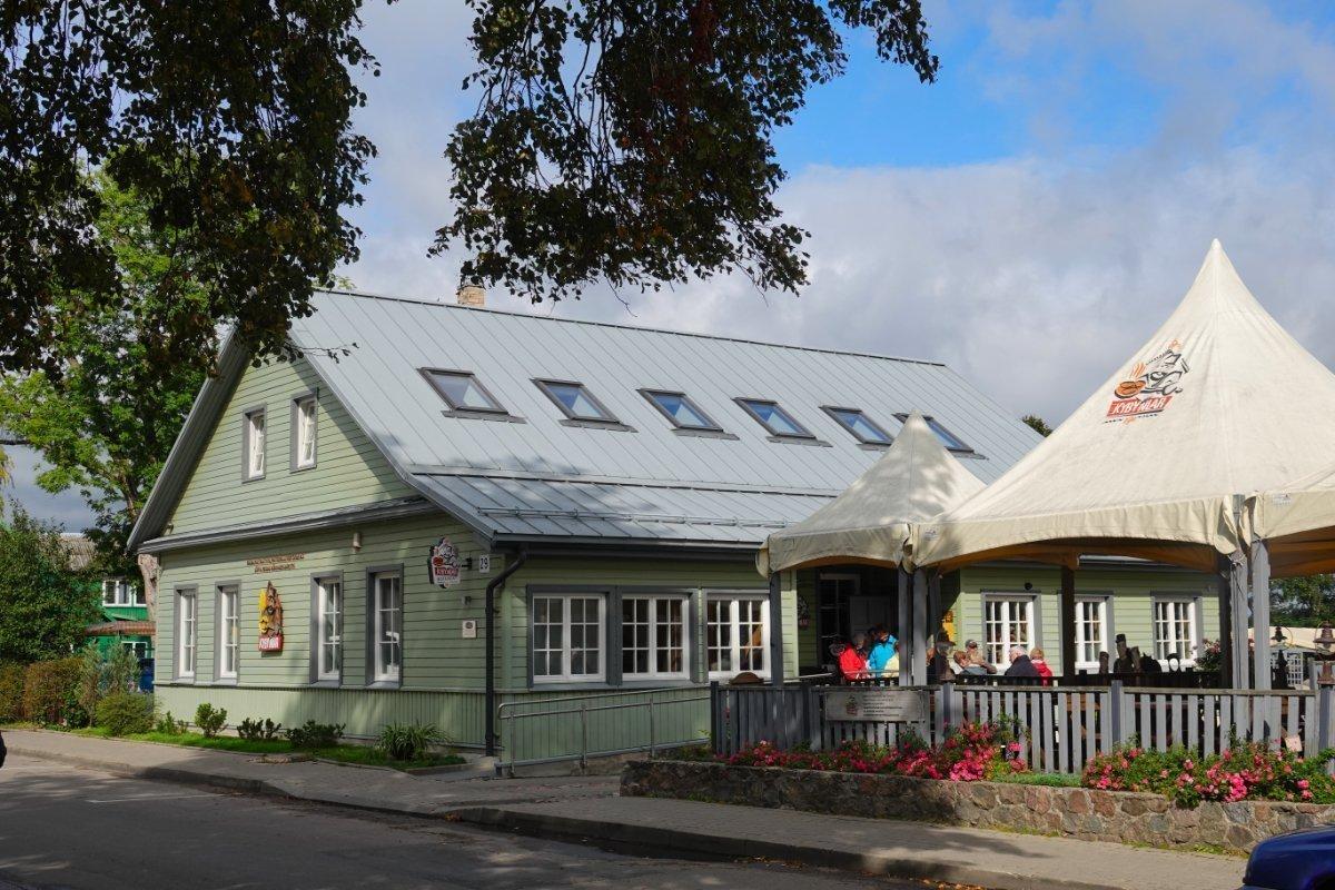 Restaurant für litauische Küche