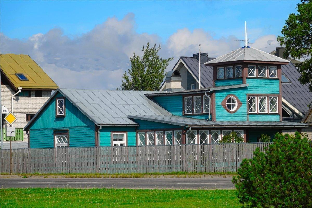 Schmuckes Holzhaus