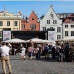 Tallinn Rathausmarkt