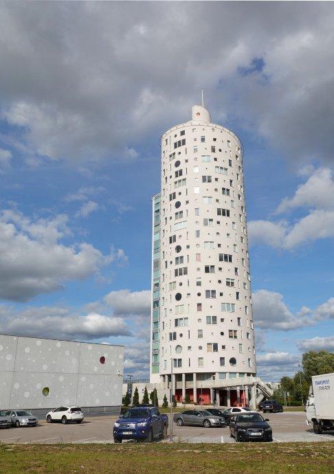Tigu Torn - Schneckenturm