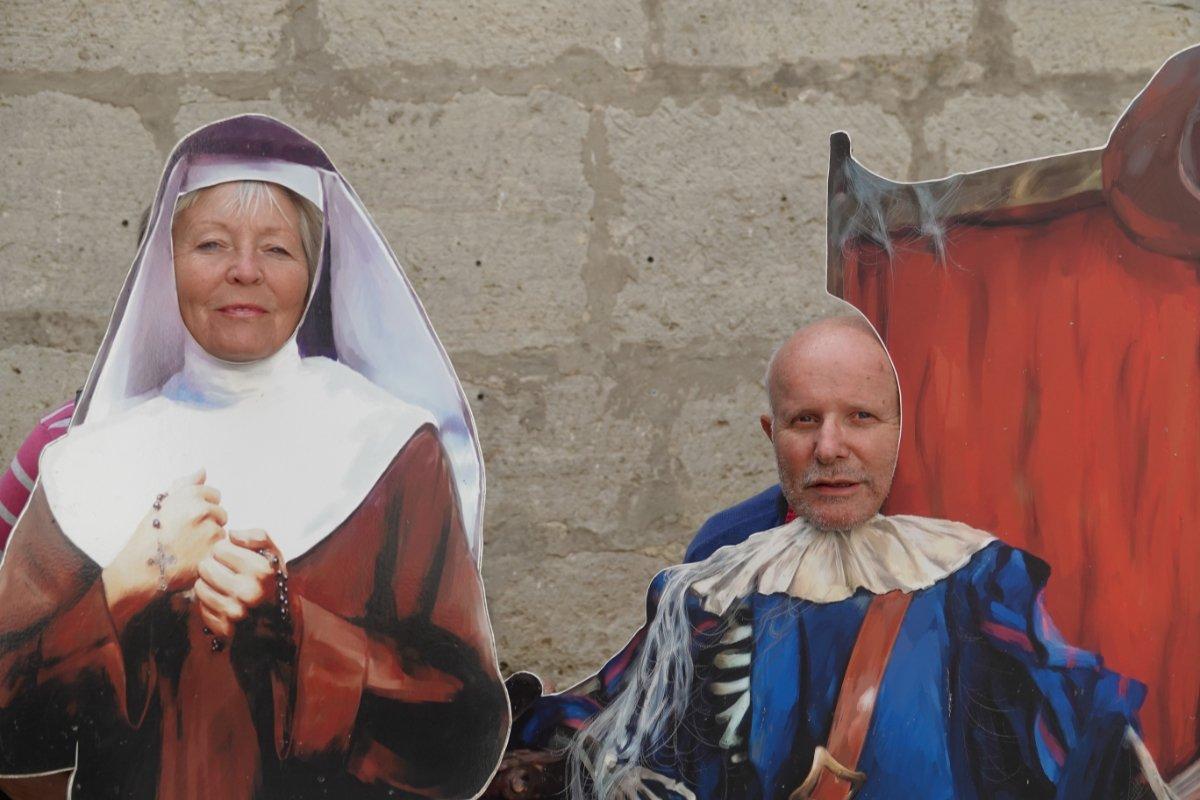 Zurück im Mittelalter (kleiner Spaß)