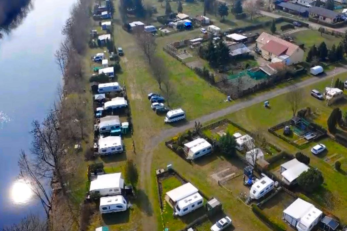 Brieselang Campingplatz