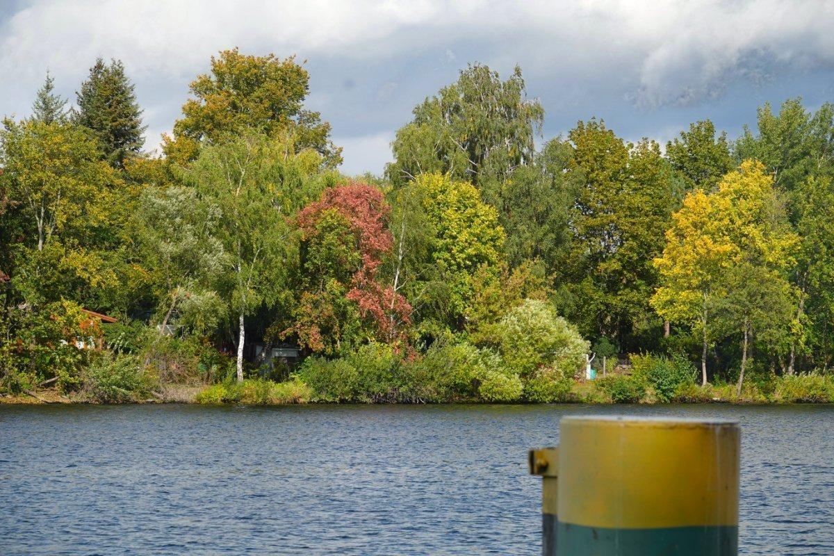 Herbstliche Havel