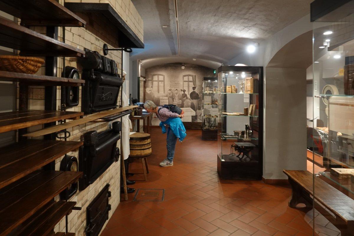 Im Pfefferkuchen-Museum