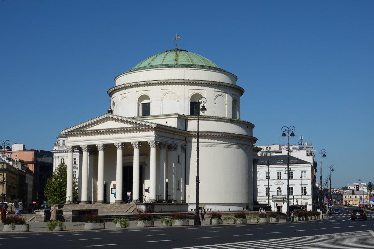 Kirche der heiligen Alexandra