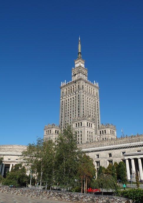 Stalins Kulturpalast
