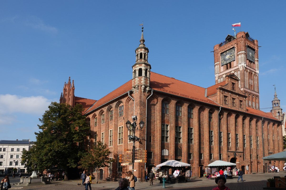 Torun Rathaus
