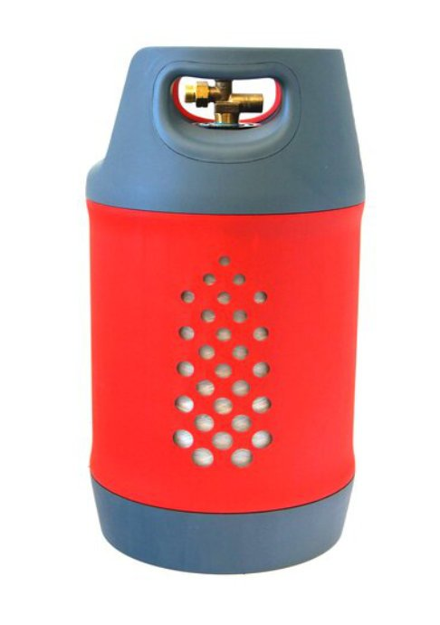 24,5 l Komposit-Gasflasche