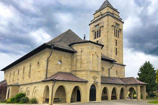 Katholische Kirche in Mühlacker