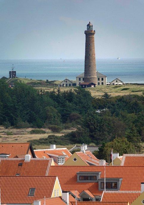 Grå Fyr (Grauer Leuchtturm)