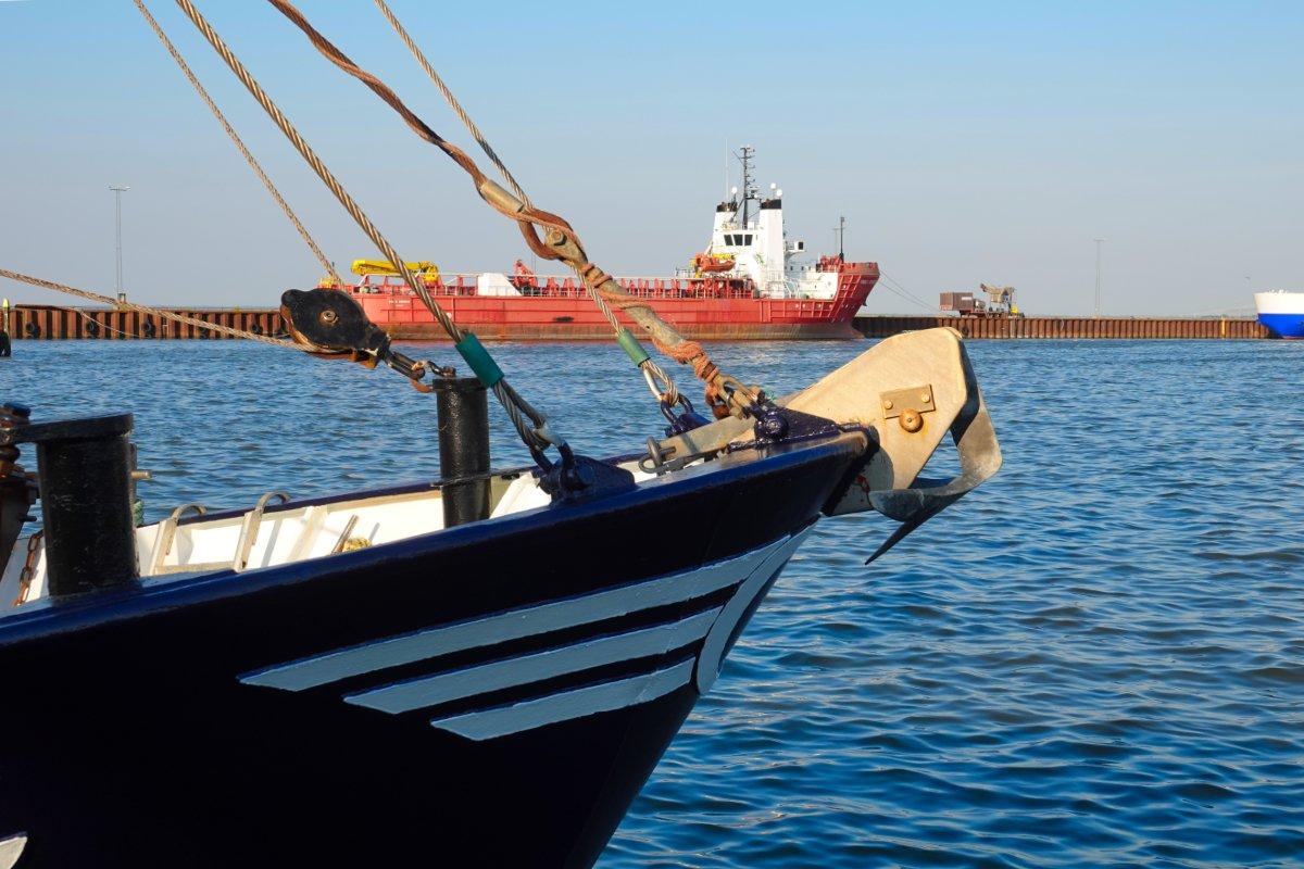 Havneby Hafen