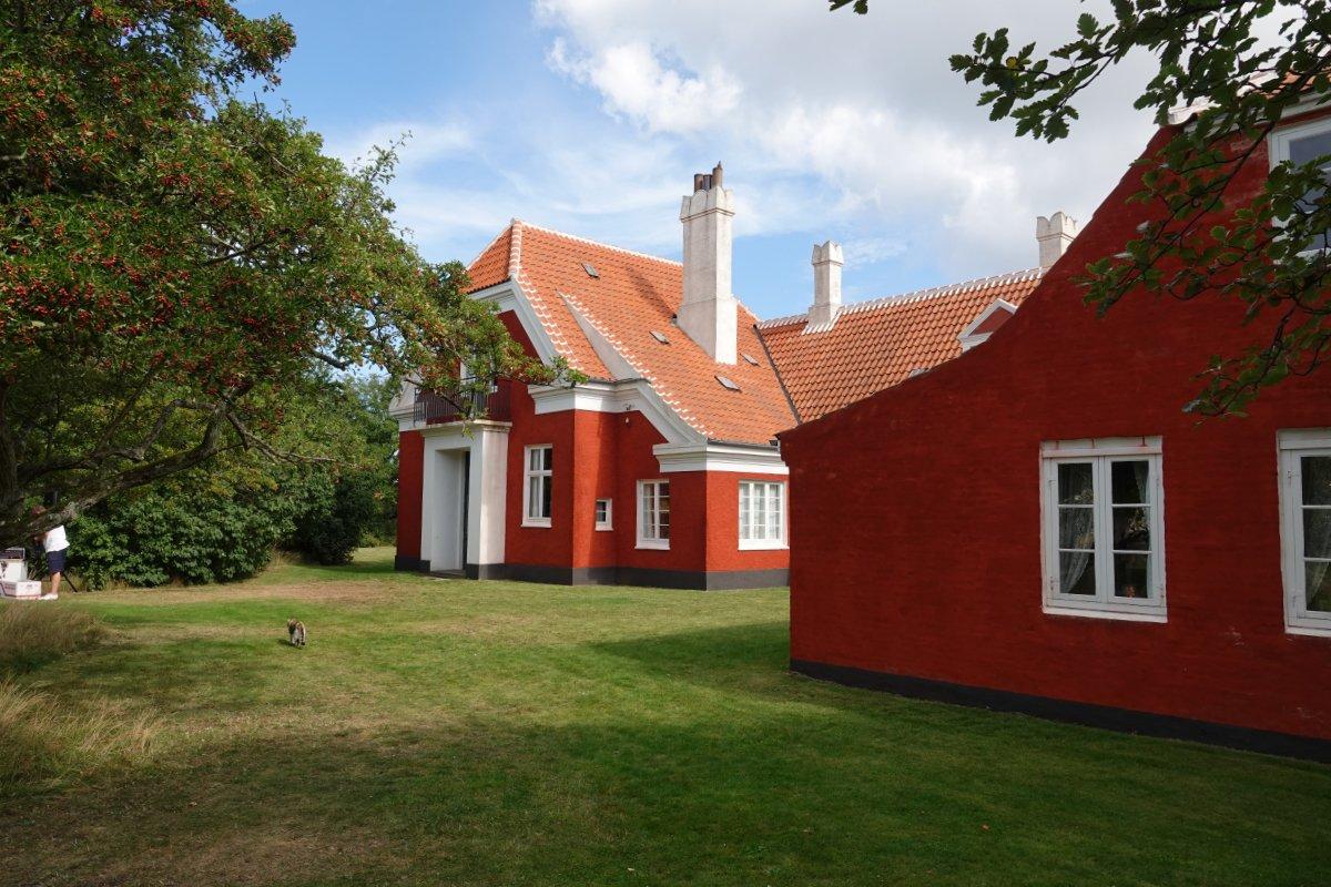 Hier hat Anna Ancher 50 Jahre gelebt