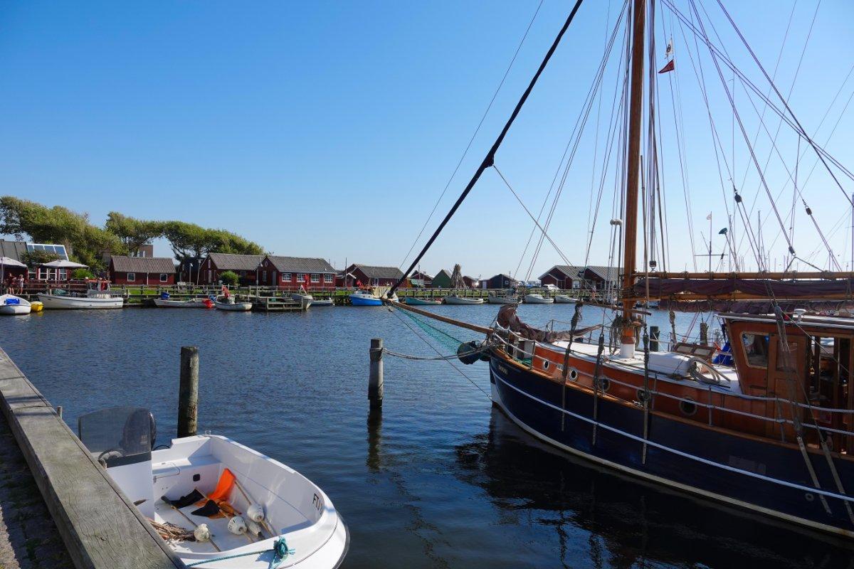 Ringköbing Hafen