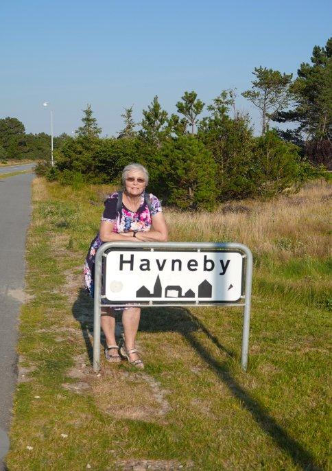 Spaziergang nach Havneby