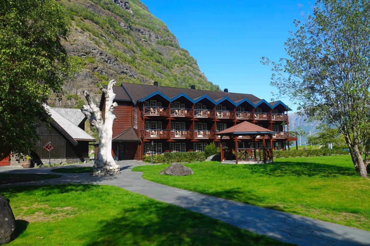 Flåm Brygga Hotel