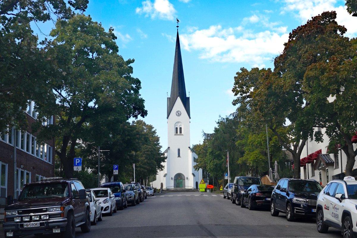 Kirche in Hamar