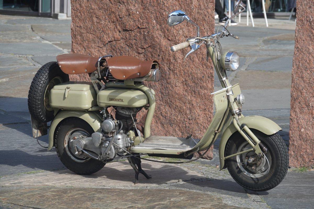 Lambretta Oldtimer