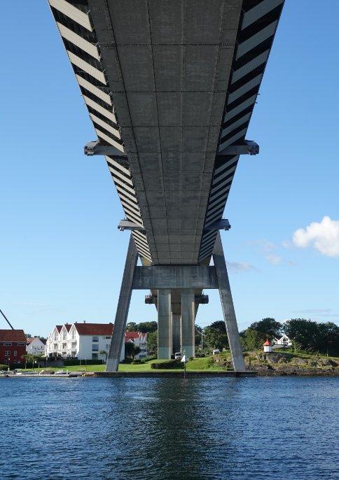 Stavanger Stadtbrücke