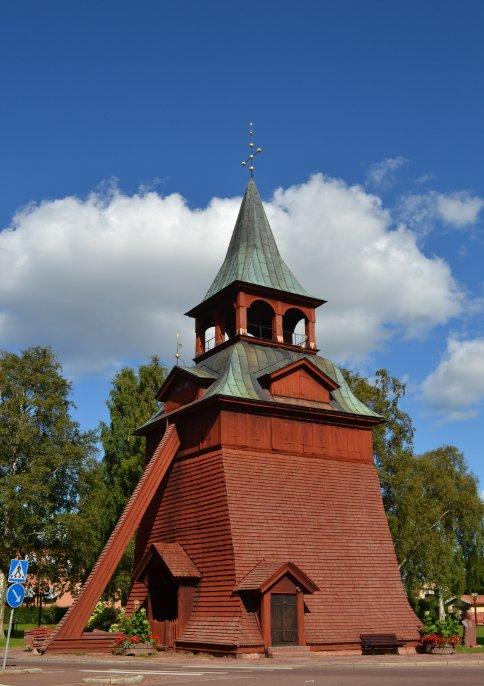 Glockenturm in Mora