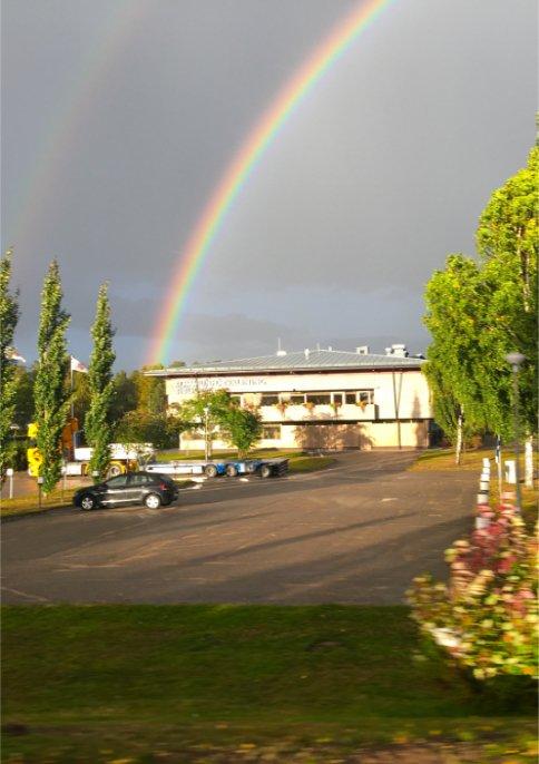Noch ein Regenbogen