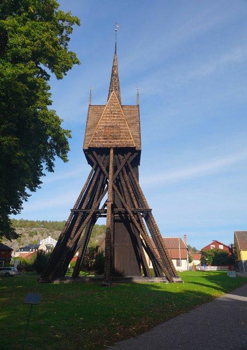 Glockenturm der St. Laurentii-Kirche
