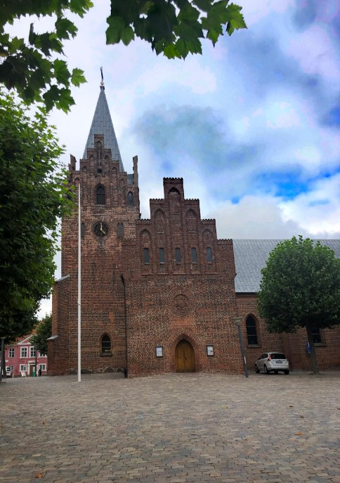 Grenaa Kirche