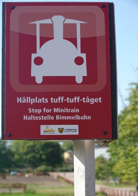 Haltestelle Bimmelbahn