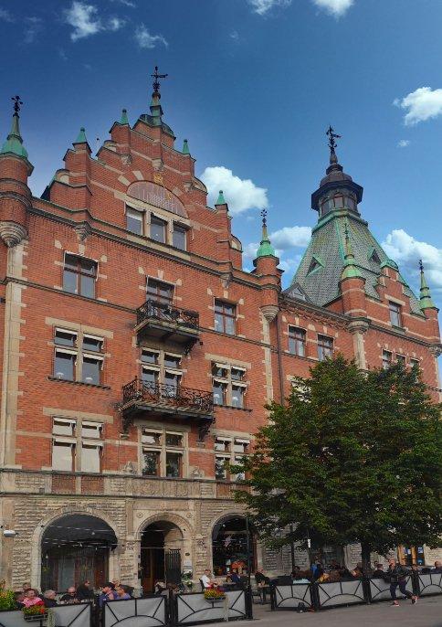 Das Hirschka-Haus