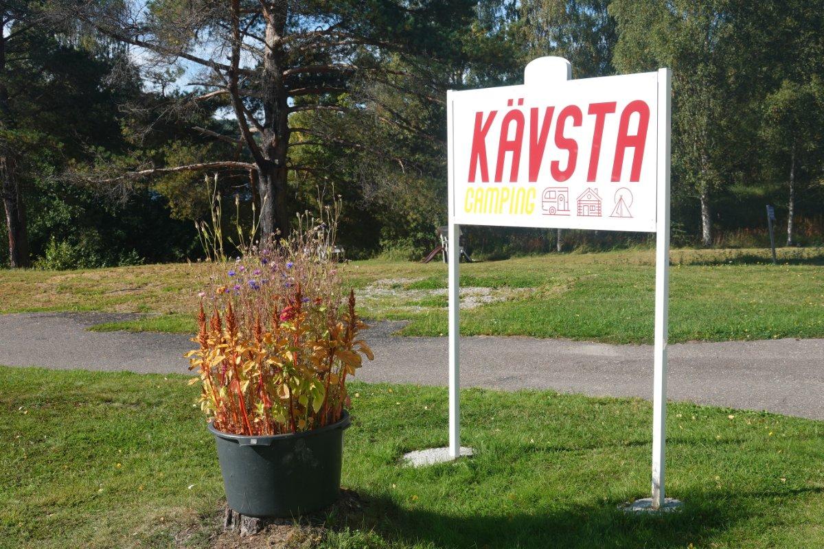 Kävsta Campingplatz bei Sundsvall
