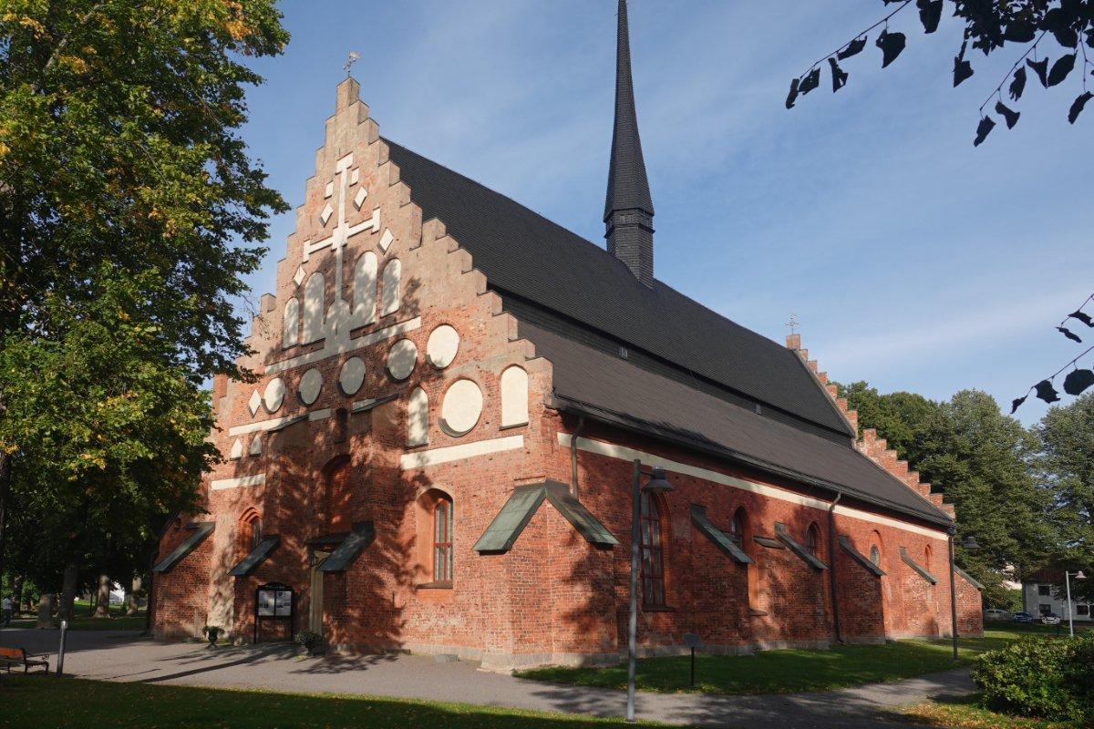 St. Laurentii-Kirche in Söderköping